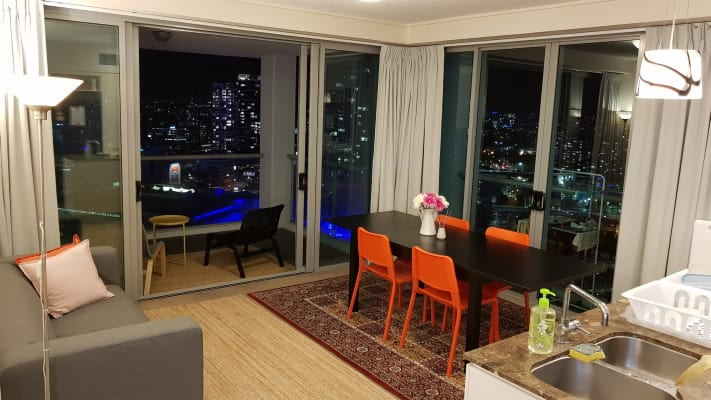 $160-165, Flatshare, 2 rooms, Tank Street, Brisbane City QLD 4000, Tank Street, Brisbane City QLD 4000