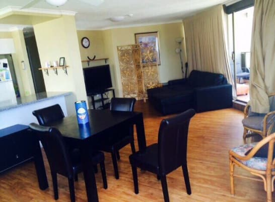 $135, Flatshare, 2 bathrooms, Orchid Avenue, Surfers Paradise QLD 4217