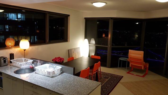 $155-165, Flatshare, 2 rooms, Queen Street, Brisbane City QLD 4000, Queen Street, Brisbane City QLD 4000