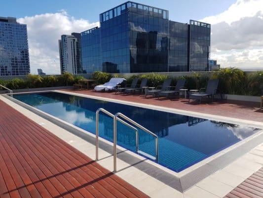 $250, Flatshare, 2 bathrooms, William Street, Melbourne VIC 3000