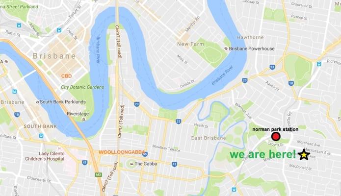 $139, Share-house, 3 bathrooms, Mcilwraith Avenue, Norman Park QLD 4170