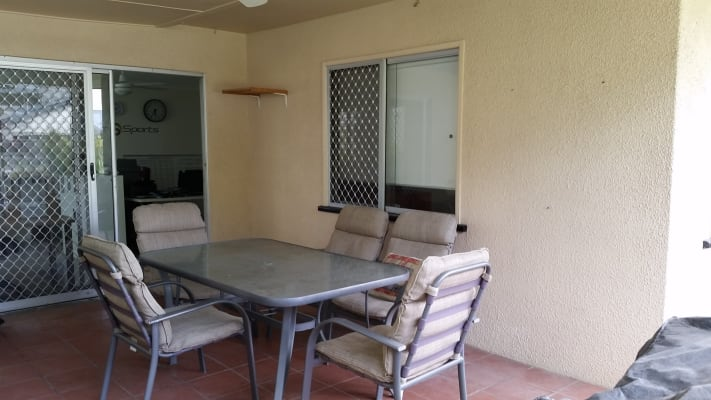 $165, Share-house, 4 bathrooms, Macrossan Avenue, Norman Park QLD 4170