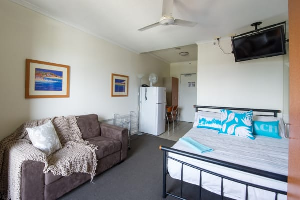 $285, Studio, 1 bathroom, Castlebar Street, Kangaroo Point QLD 4169