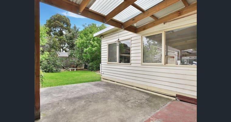 $170, Share-house, 5 bathrooms, Springfield Road, Blackburn VIC 3130