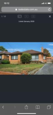 $135, Share-house, 3 bathrooms, Shafer Road, Blackburn North VIC 3130