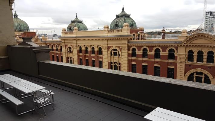 $280, Share-house, 2 bathrooms, Flinders Street, Melbourne VIC 3000