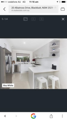 $200-250, Homestay, 2 rooms, Albatross Drive, Blackbutt NSW 2529, Albatross Drive, Blackbutt NSW 2529