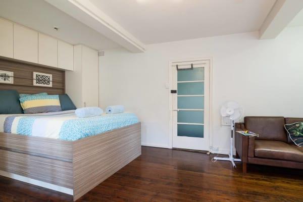 $450, Studio, 1 bathroom, Bayswater Road, Rushcutters Bay NSW 2011