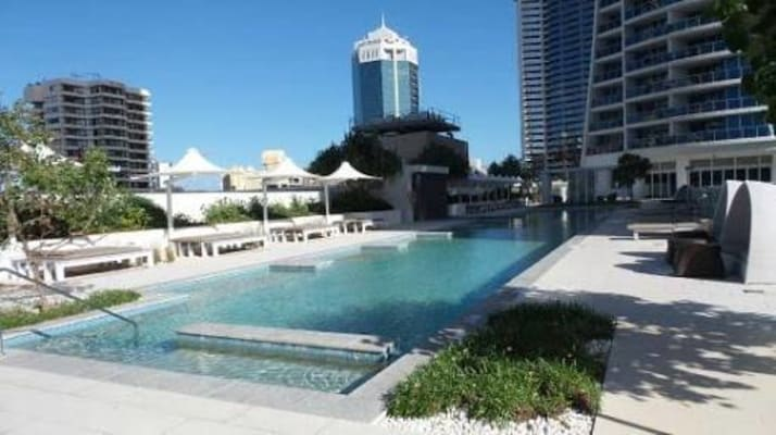 $420, Flatshare, 2 bathrooms, Orchid Avenue, Surfers Paradise QLD 4217