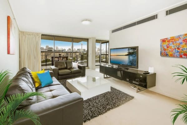 $500, Flatshare, 3 bathrooms, Cadigal Avenue, Pyrmont NSW 2009