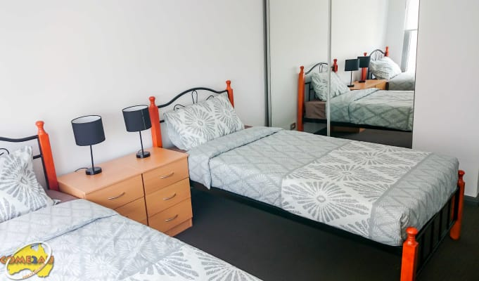 $250, Flatshare, 3 bathrooms, Pitt Street, Sydney NSW 2000