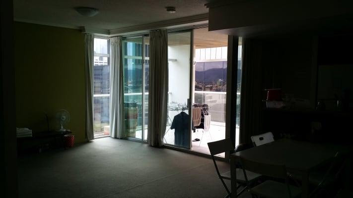 $135, Flatshare, 2 bathrooms, George Street, Brisbane City QLD 4000