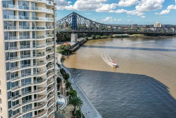 $350, Flatshare, 2 bathrooms, Boundary Street, Brisbane City QLD 4000
