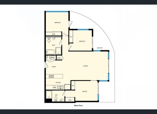 $300, Flatshare, 3 bathrooms, Eastern Valley Way, Belconnen ACT 2617