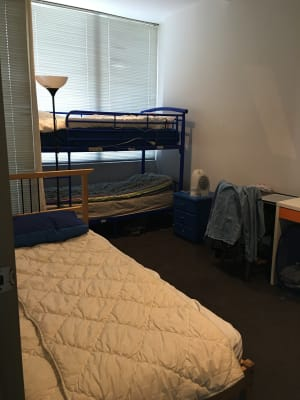$140, Flatshare, 2 bathrooms, A'Beckett St., Melbourne VIC 3000