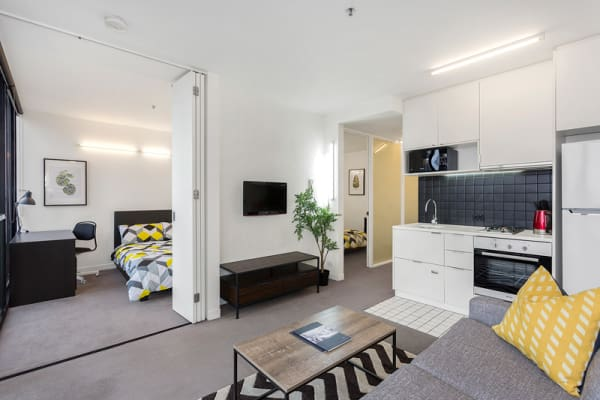 $395, Flatshare, 2 bathrooms, A'Beckett Street, Melbourne VIC 3000