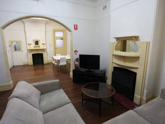 $165, Share-house, 6 bathrooms, Moore Park Road, Centennial Park NSW 2021