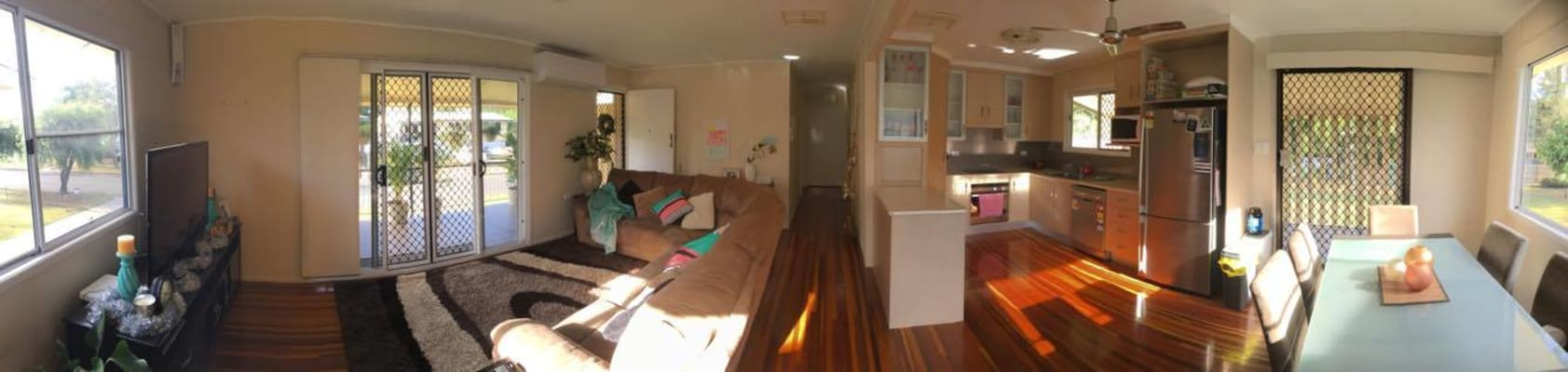 $180, Share-house, 3 bathrooms, Hyde Street, Frenchville QLD 4701