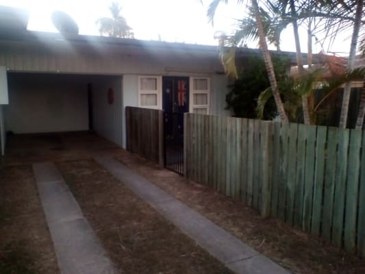 $110, Flatshare, 2 bathrooms, Pickett Street, Svensson Heights QLD 4670