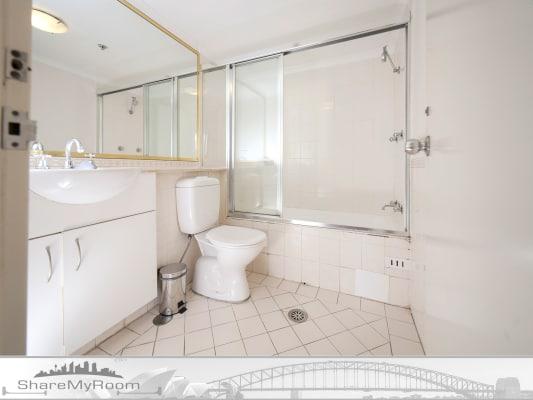 $255, Flatshare, 3 bathrooms, George Street, Sydney NSW 2000