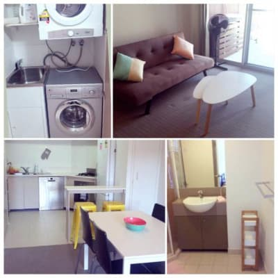 $140, Flatshare, 2 bathrooms, Water Street, Fortitude Valley QLD 4006