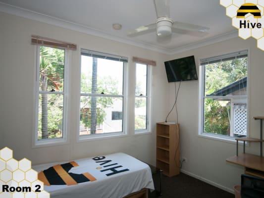 $200, Share-house, 5 bathrooms, Emeline Street, Kelvin Grove QLD 4059
