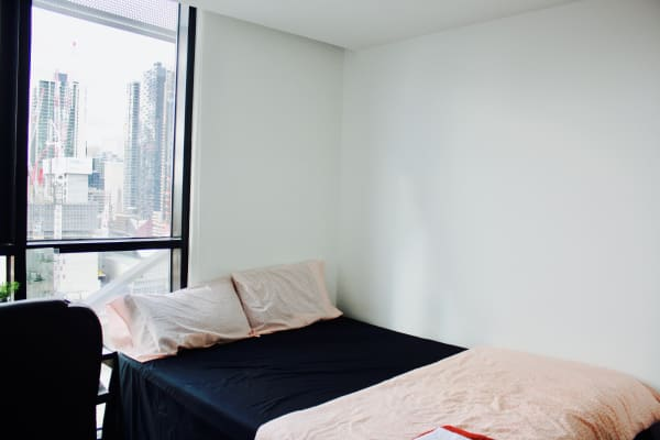 $400, Flatshare, 2 bathrooms, La Trobe Street, Docklands VIC 3008