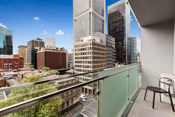 $160, Flatshare, 3 bathrooms, William Street, Melbourne VIC 3000