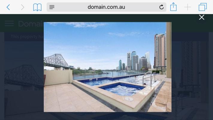 $270, Flatshare, 3 bathrooms, Boundary Street, Brisbane City QLD 4000