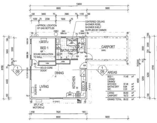 $320, Granny-flat, 2 bathrooms, Bligh, Kirwan QLD 4817