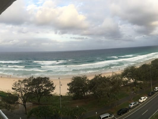 $270, Flatshare, 2 bathrooms,  The Esplanade , Surfers Paradise QLD 4217