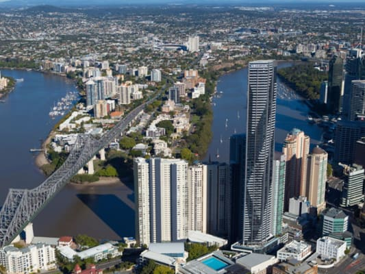 $380, Flatshare, 3 bathrooms, Adelaide Street, Brisbane City QLD 4000