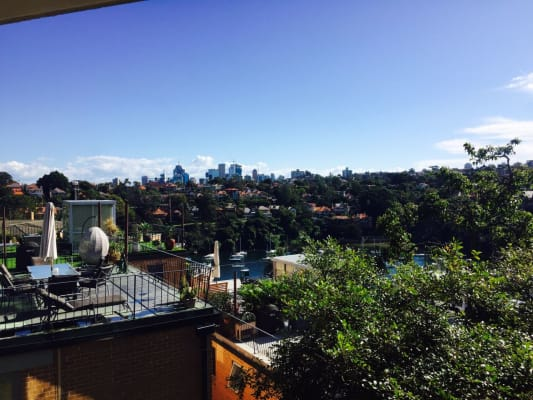$270, Flatshare, 2 bathrooms, Badham Avenue, Mosman NSW 2088