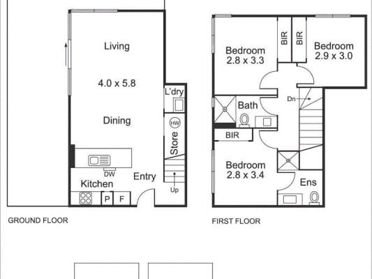 $280, Flatshare, 3 bathrooms, Berkeley Street, Melbourne VIC 3000