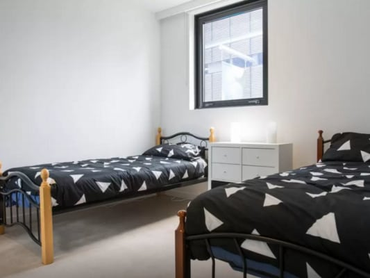 $195, Flatshare, 2 bathrooms, City Road, Southbank VIC 3006