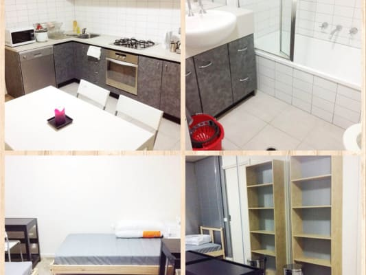 $140, Flatshare, 2 bathrooms, Dudley Street, West Melbourne VIC 3003
