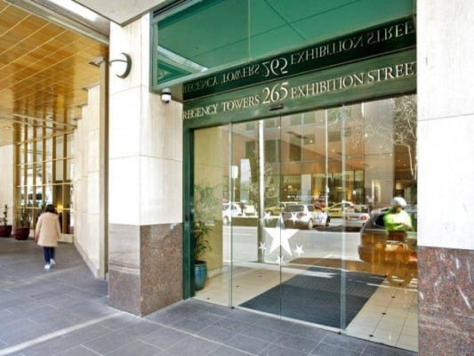 $275, Flatshare, 3 bathrooms, Exhibition Street, Melbourne VIC 3000