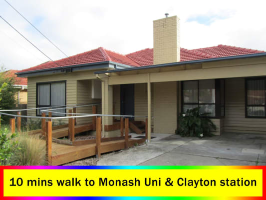 $165, Share-house, 6 bathrooms, Prince Street, Clayton VIC 3168