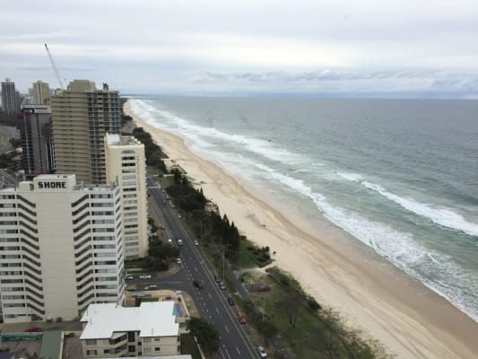 $160, Flatshare, 2 bathrooms, The Esplanade, Surfers Paradise QLD 4217