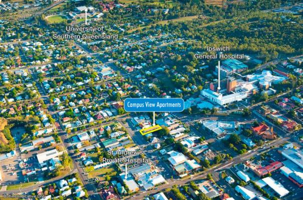 $195, Student-accommodation, 3 bathrooms, Pring Street, Ipswich QLD 4305