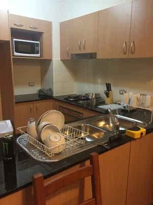 $165, Flatshare, 2 bathrooms, Bulwara Road, Pyrmont NSW 2009