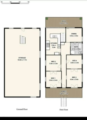 $175, Share-house, 2 bathrooms, Cedar Street, Wynnum QLD 4178