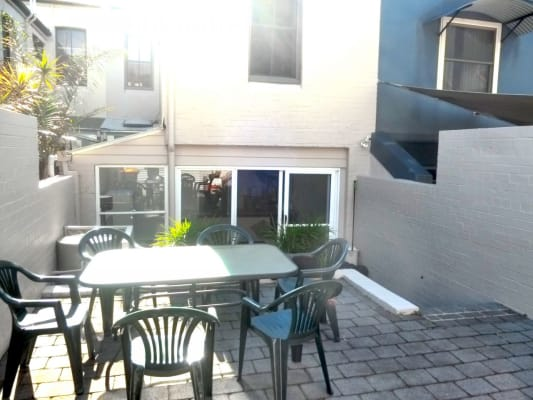 $190, Share-house, 4 bathrooms, Bellevue Street, Glebe NSW 2037