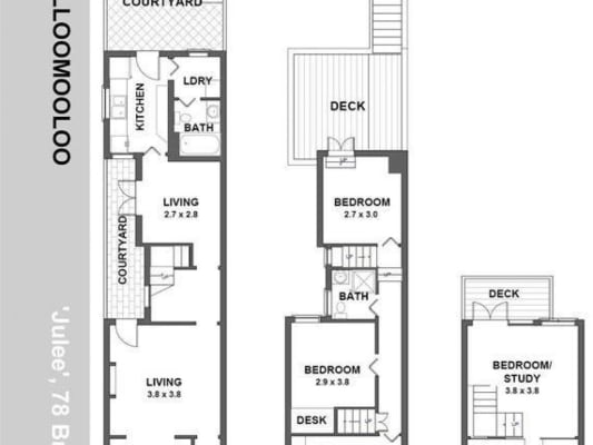 $300, Share-house, 4 bathrooms, Brougham Street, Potts Point NSW 2011