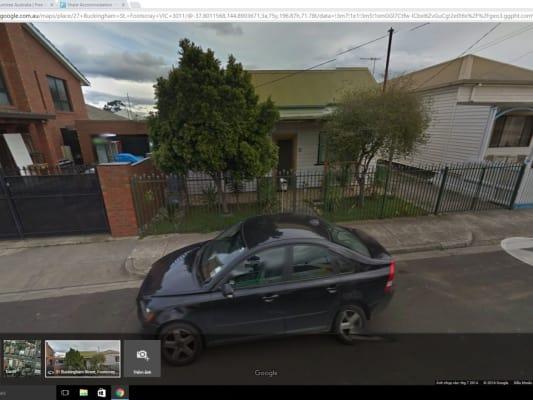$150, Share-house, 3 bathrooms, Buckingham Street, Footscray VIC 3011
