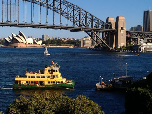 $350, Flatshare, 3 bathrooms, East Crescent St, McMahons Point NSW 2060