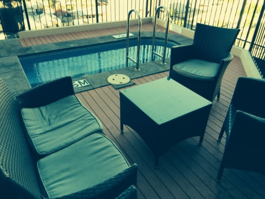 $195, Flatshare, 2 bathrooms, Hay Street, East Perth WA 6004