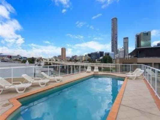 $305, Flatshare, 2 bathrooms, Hope Street, South Brisbane QLD 4101