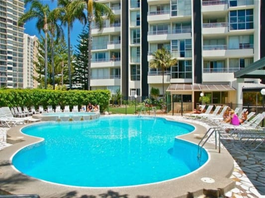$220, Flatshare, 2 bathrooms, Surfers Paradise Blvd, Surfers Paradise QLD 4217