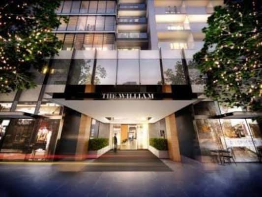 $285, Flatshare, 2 bathrooms, William Street, Melbourne VIC 3000